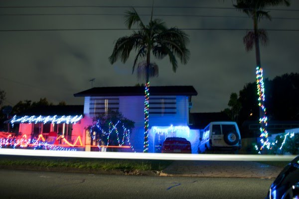 Christmas Lights In Brisbane