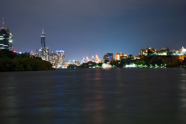 Brisbane City CBD Photography
